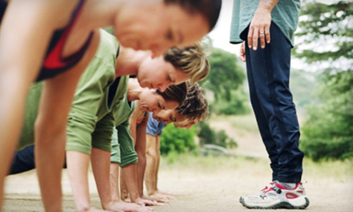 BoostCamp Bootcamps - Downtown: Four or Six Weeks of Boot-Camp Classes at BoostCamp Bootcamps (Up to 81% Off)