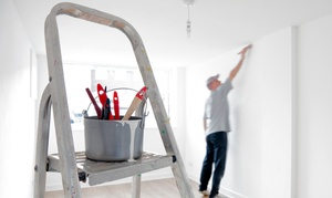 Paint it Wright: Interior Painting for One or Three Rooms or $50 for $100 Toward Painting Services from Paint it Wright