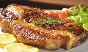 Roadhouse: Dine-In or Carry-Out American Food for Two or Four from Roadhouse (45% Off)