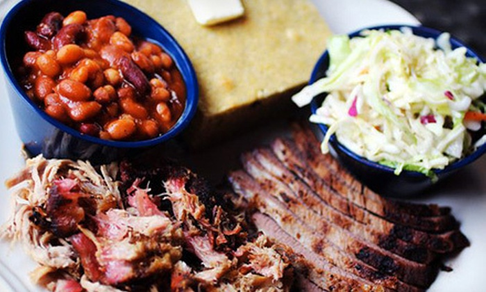 Tustin Roadhouse - Tustin: Barbecue and Southern Food for Two or Four at Tustin Roadhouse (Half Off)