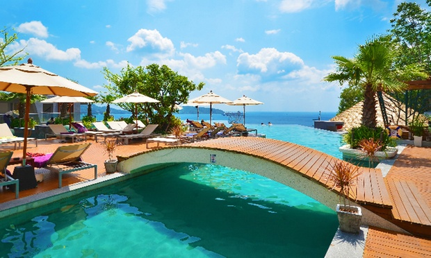 Phuket: 5* Seaview Stay in Patong 7