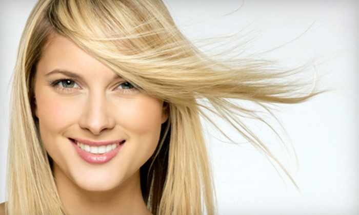 Tonic Salon & Spa III - Downtown Santa Cruz: Haircut with Conditioning, Full Color, or Smoothing Treatment at Tonic Salon & Spa III (Up to 66% Off)