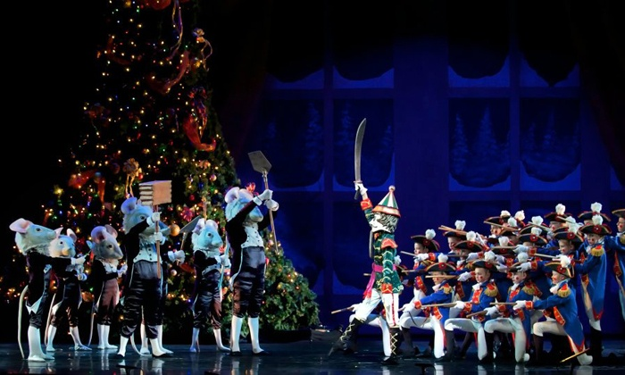 """Carolina Ballet presents """"The Nutcracker"""" - Duke Energy Center for the Performing Arts: $30 to See the Carolina Ballet Present """"The Nutcracker"""" on December 14–15 (Up to $54.35 Value)"""