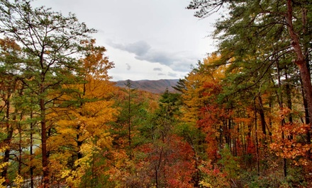 3-Night Stay at Mountain Air Cabin Rentals near Pigeon Forge, TN