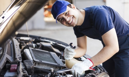 Car Service With Oil Change for £38.50 at M Wilson Motor Repairs (73% Off)
