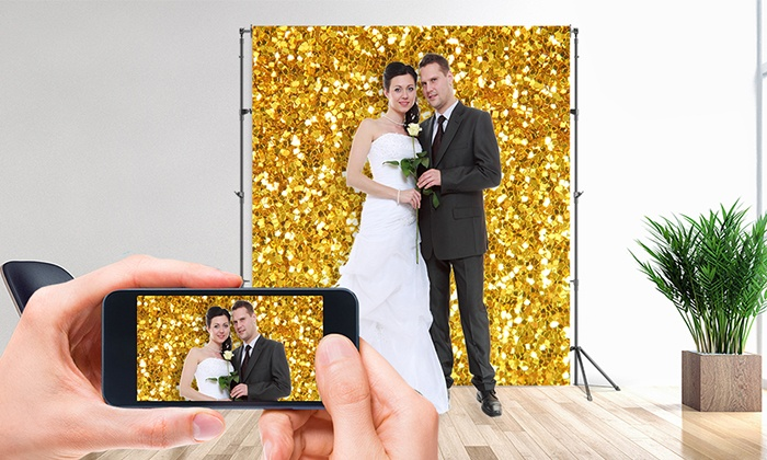 PictureBackdrops.com: Standard, Medium, or Large Photo Backdrop from PictureBackdrops.com (Up to 56% Off)
