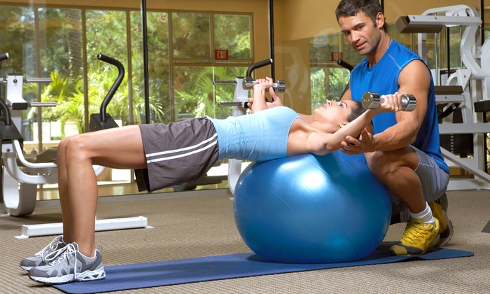 Brian Parker Fitness - Davie: Personal Training or Group Training at Brian Parker Fitness (Up to 78% Off). Four Options Available.