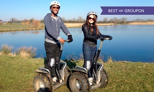 Experience The Country: Segway Experience For Two from £29 at Experience the Country (Up to 54% Off)