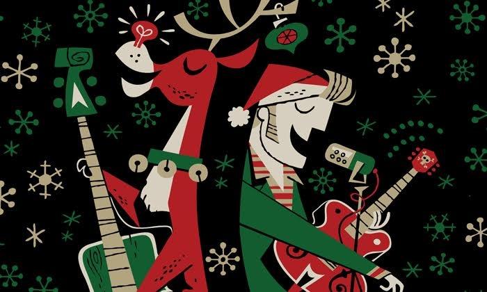 Brian Setzer Orchestra - Fox Theatre: Special Holiday Offer: The Brian Setzer Orchestra: 12th Annual Christmas Rocks! Tour on November 18 at 7:30 p.m.