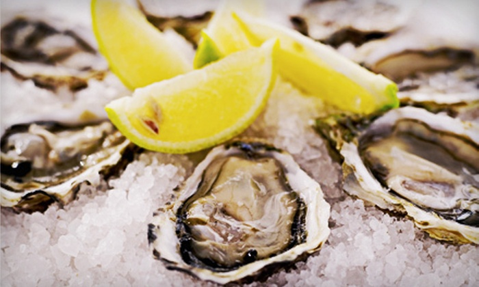 The Salty Rim Grill - St. Pete Beach: Oysters and Drinks for Two or Four at The Salty Rim Grill (Up to 58% Off)