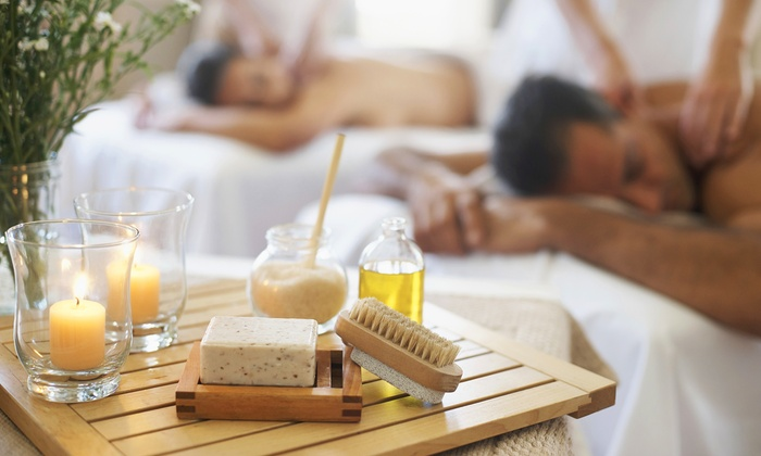 ESPA - Highland: Choice of 60-Minute Peppermint Massage with Option for Full-Body Exfoliation Treatment at ESPA (Up to 52% Off)