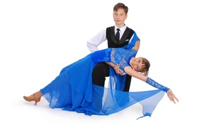 OC Dancing: 5 or 10 Children's Group Ballroom or Latin Dance Classes at OC Dancing (Up to 66% Off)