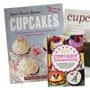 Cupcakes Cookbook Bundle (3-Piece)
