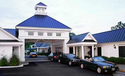 Stay with Daily Dining Credit at The Phoenix, Greenville's Inn in Greenville, SC; Dates into March