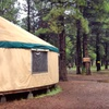 Up to 50% Off Yurt or Cabin Stay for Two