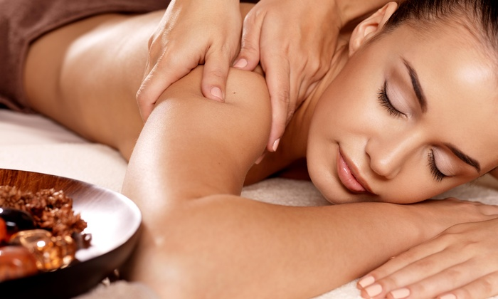 New October Sky - Multiple Locations: 90-Minute Swedish Massage from New October Sky (52% Off)