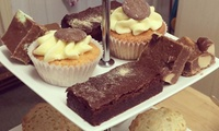 Choice of Afternoon Tea for Two at Delicious Decadence