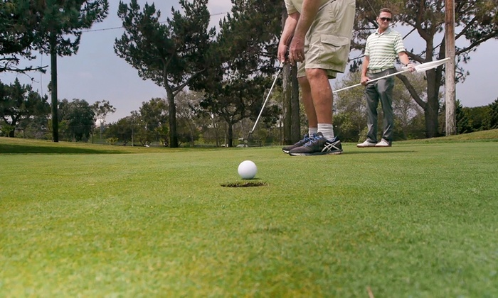 The Lakes at El Segundo - El Segundo: Golf Lesson Package or Nine-Hole Round of Golf for Two or Four at The Lakes at El Segundo (Up to 66% Off)