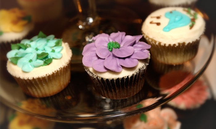 Marsha's Specialty Desserts & Tierney's Catering - Avon: One or Two Dozen Cupcakes at Marsha's Specialty Desserts & Tierney's Catering (Up to 53% Off)