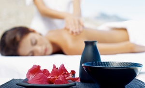 Enlighten Spa: One, Three, or Five 60-Minute Personalized Massages at Enlighten Spa (Up to 60% Off)