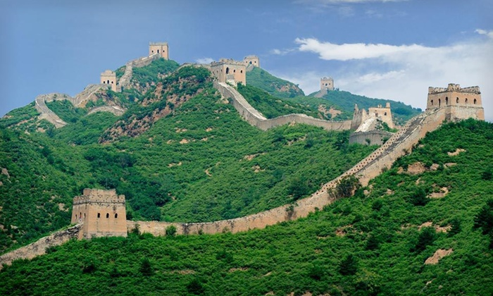China Tour With Airfare In Los Angeles Groupon Getaways - China tour
