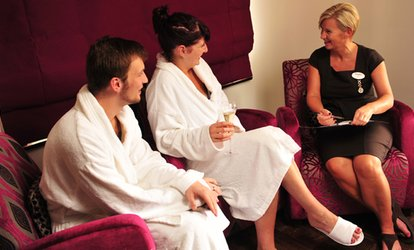image for Spa Experience with Serail Mud Chamber and a Glass of Bubbly at Imagine Spa Blofield Heath (up to 58% off)