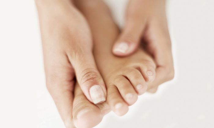 Texas Foot Specialists - Sugar Land: Laser Toenail-Fungus Treatment for One or Both Feet at Texas Foot Specialists (Up to 70% Off)