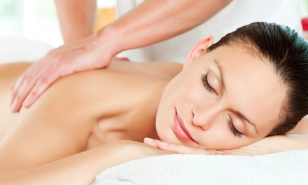 $45 for One Ginger Eucalyptus Back Treatment at Etre Vivant ($95 Value)