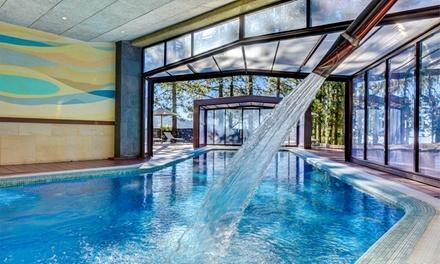 Tenerife: estancia para 2 personas en habitación doble superior con desayuno y 1 acceso al spa en Hotel Villalba 4*