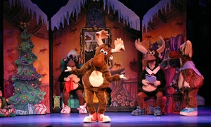 """mooseltoe"" At Bergen Performing Arts Center On Saturday, November 29, At 1 P.m. Or 4 P.m. (up To 52% Off)"