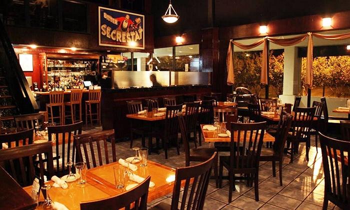 Maximillian's Grill & Wine Bar - Cary: Trattoria Fare at Maximillian's Grill & Wine Bar (Up to 47% Off). Two Options Available.