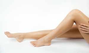 Lotus Beauty Lounge : Underarm, Half Leg Wax, or Both at Lotus Beauty Lounge
