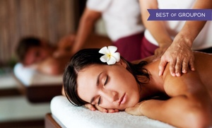 Petra's Massage Spa: Massage Packages at Petra's Massage Spa (69% Off). Five Options Available.