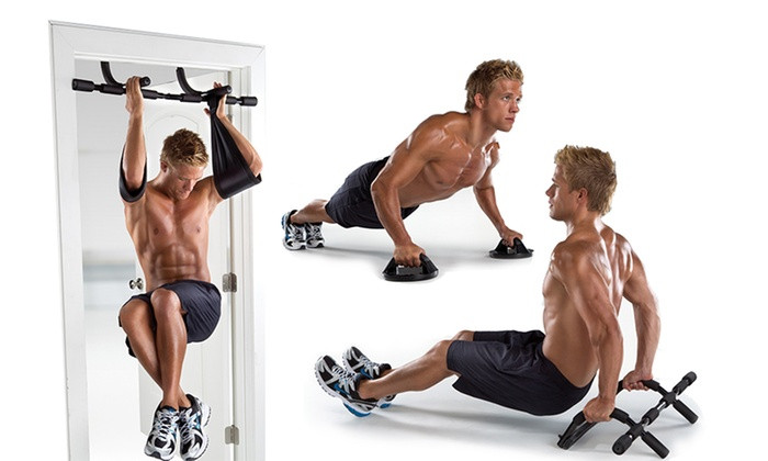 Weider in fitness kit groupon goods