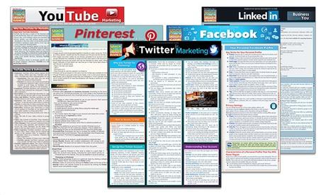 Social Media Survival Laminated Cheat Sheets (5-Piece) 5df1192a-1fb0-11e7-83f1-00259069d7cc