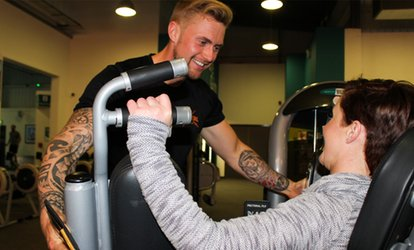 image for One-Hour Session with Personal Trainer or Ten Fitness Classes at Immortal Personal Training