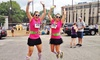 CityScape Adventures - The Friendly Spot: CityScape Scavenger Fun Run for 2, 4, or 6 from CityScape Adventures on March 28 or 29 (Up to 68% Off)