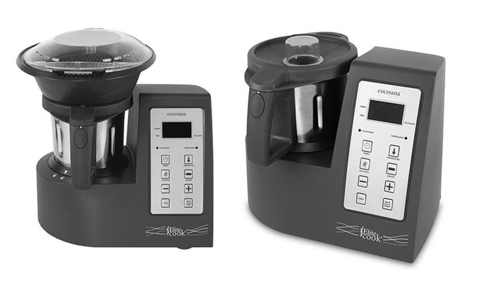Robot de cocina lite cook groupon goods - Robot cocina elite cook ...