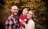 Sweet Pea Photography - Soledad: $87 for an On-Location Photo Shoot with Prints from Sweet Pea Photography ($362 Value)