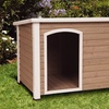 $79 for a Precision Pet Log-Cabin Doghouse