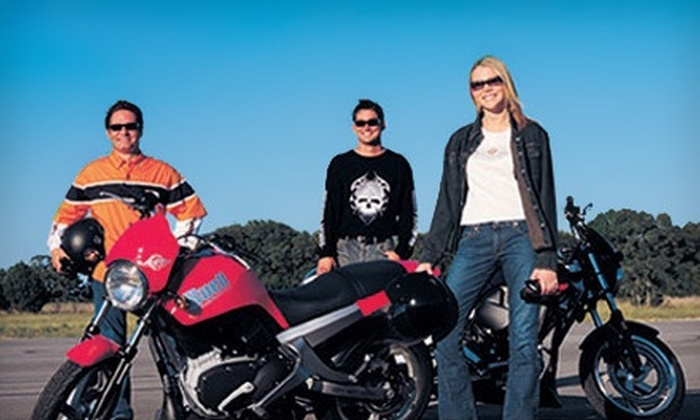 Eagle's Nest Harley-Davidson - Lathrop: $149 for a Five-Day New-Rider Motorcycle Course at Eagle's Nest Harley-Davidson ($299 Value)