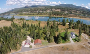 Four-hour Venue Rental At Timber River Ranch Weddings (30% Off)