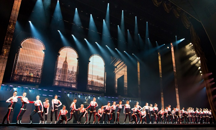 Rockettes NY Spectacular - The New York Spectacular Starring the ...