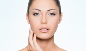 AlphaShape Face and Body Studio: Microdermabrasion + LED Therapy: One ($69) or Two Sessions ($119) at AlphaShape Face and Body Studio(Up to $300 Value)