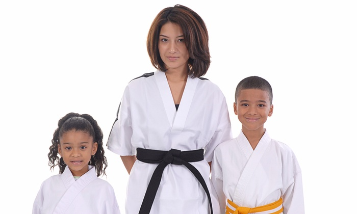 Progressive Taekwondo Academy - Apex: One or Two Months of Family Taekwando Classes for up to Three at Progressive Taekwondo Academy (Up to 59% Off)