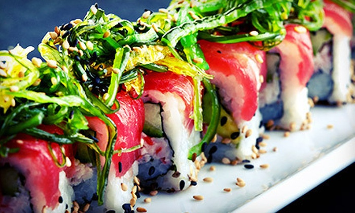 Ta Ca - Downtown Savannah: Sushi, Japanese Food, and Drinks for Dinner at Ta Ca (Half Off). Two Options Available.