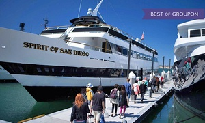 Flagship Cruises and Events: Two-Hour Harbor Tour for One, Two, or Four from Flagship Cruises and Events (Up to 46% Off)
