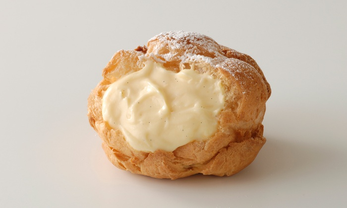Beard Papa's Arcadia Store - Multiple Locations: $18 for One Dozen Assorted Flavors of Cream Puffs at Beard Papa's ($30 Value)