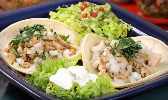 El Parque - El Paso: Mexican Food and Nonalcoholic Drinks at El Parque (Half Off). Two Options Available.