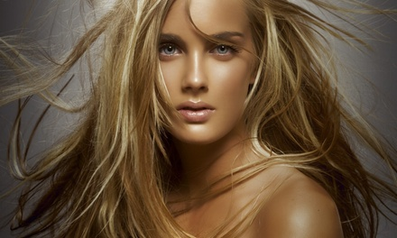Up to 60% Off Hair Package at Salon 77